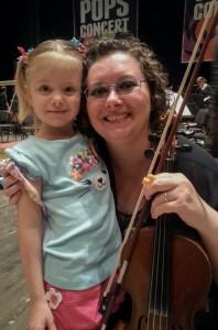 Niecy, Violin Judy