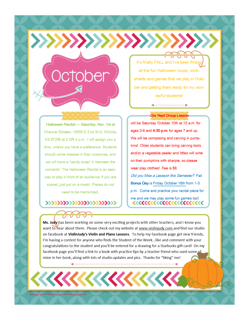 octobernewsletter