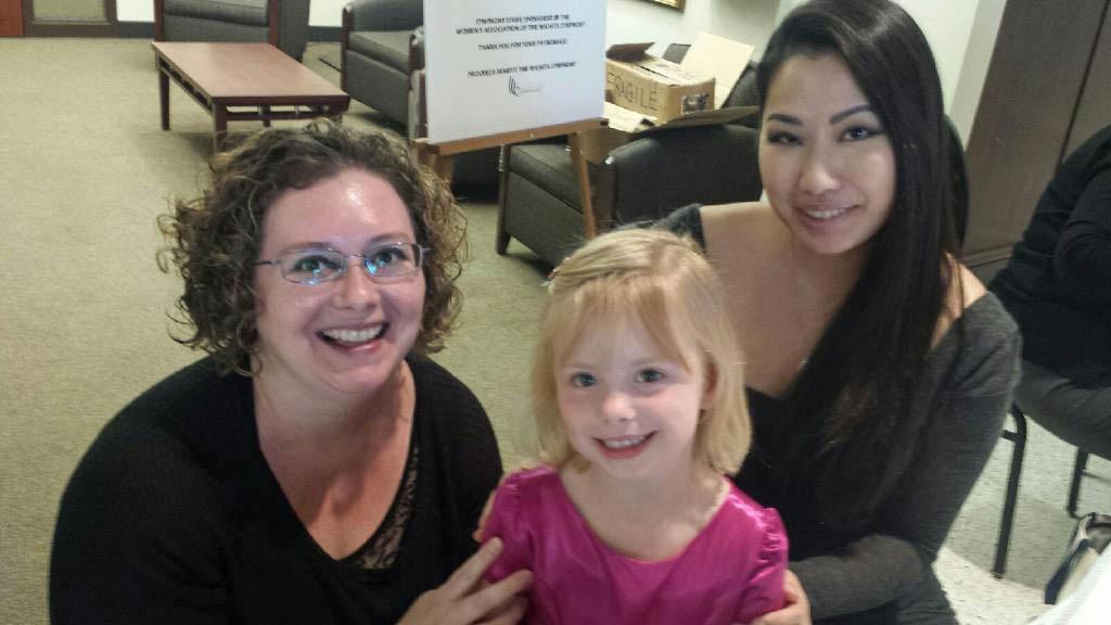 Violin Judy, Niecy, Sarah Chang