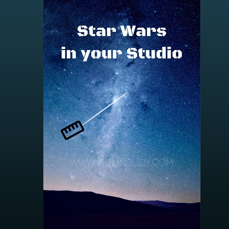 Star Wars in your Studio