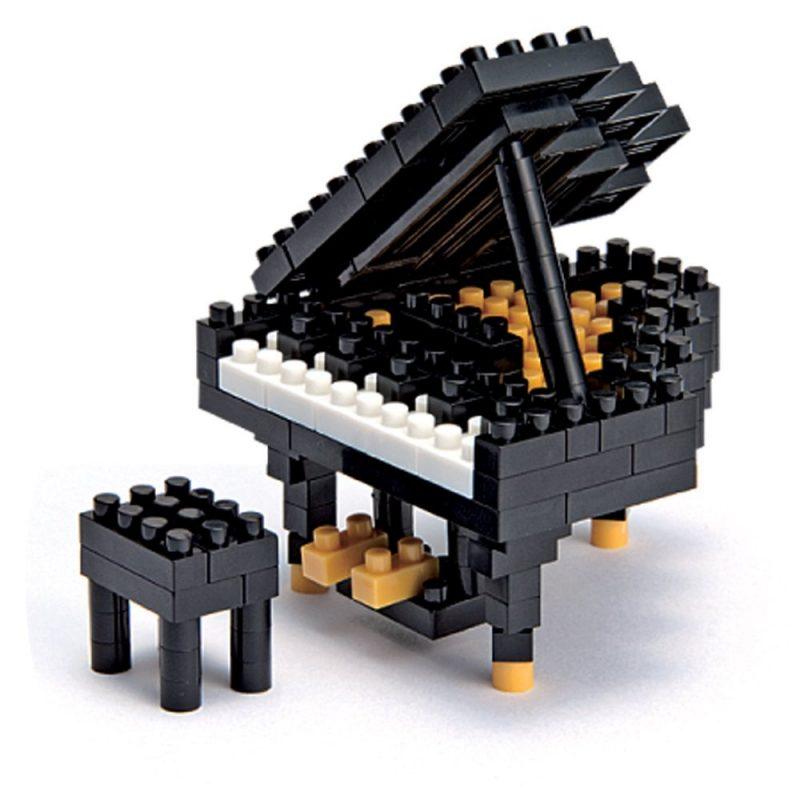 Nanoblock Grand Piano