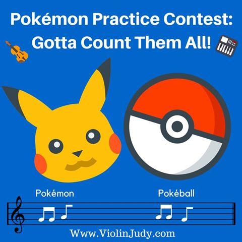 Pokémon Practice Contest